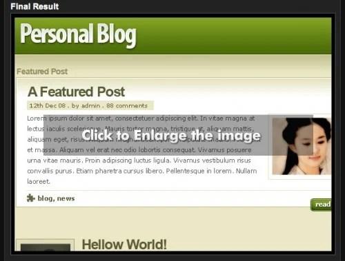 best wordpress theme tutorials e1299565139153 8 Fantastic Tutorials On How To Build Your Own Custom WordPress Theme