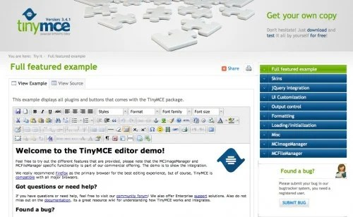 screen capture 12 e1301983443227 Top 10 Online HTML Editors That Are Simple And Free To Use