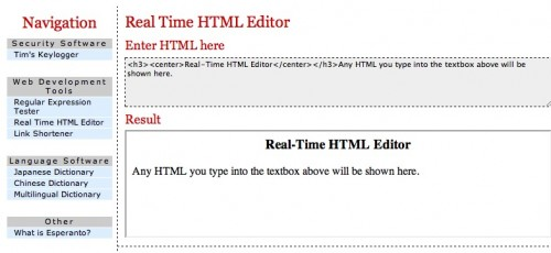 screen capture 16 e1301984453529 Top 10 Online HTML Editors That Are Simple And Free To Use