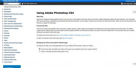 photoshop cheate sheets 91 15 Photoshop Cheat Sheets That Will Make Your Task Easier