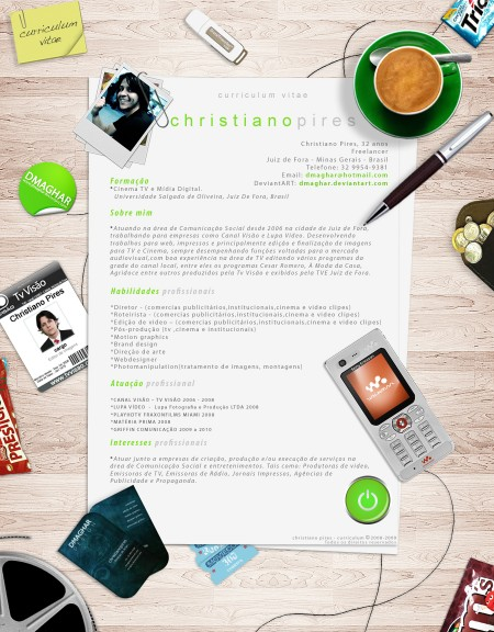 154 e1269806256488 100 Most Creative Resume Examples for Inspiration