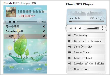 412 Top 25 Best Free Online Music Players For Your Websites Or Blogs