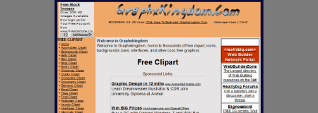 graphxkingdom.com  450x160 Free Clip Art   Best Sites that Provide Clip Art for Free