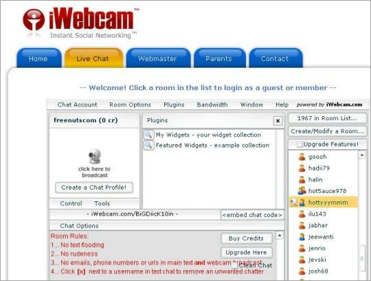 iWebcam Top 10 Best Free Chat Rooms for Making New Friends