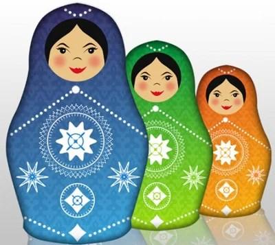 Babushka Doll 80 Excellent Adobe Illustrator Cartoon Tutorials