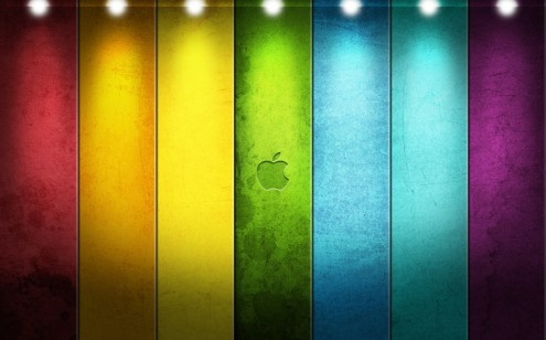 towelwalpaper e1273314245225 35 Most Beautiful Widescreen Wallpapers of Apple