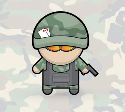 vector soldier 80 Excellent Adobe Illustrator Cartoon Tutorials