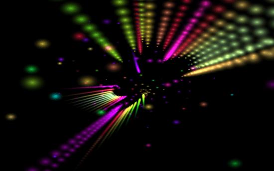Flux Screensaver