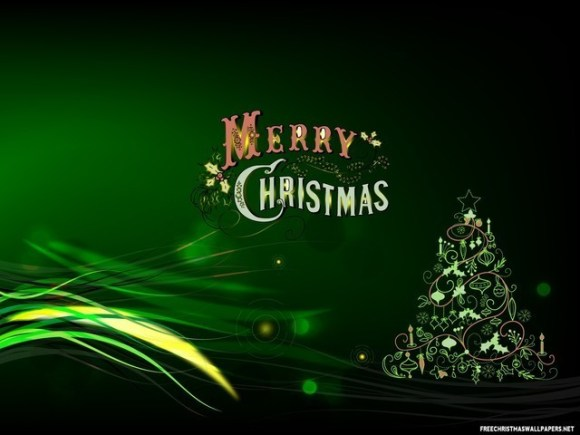 christmaswallpapers72 580x435 50+ Beautiful Christmas Wallpapers for your Desktop