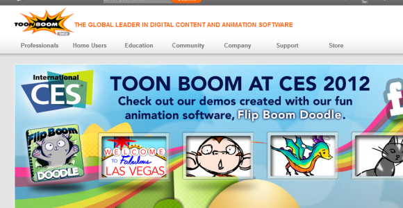Toon boom 580x300 21 Best 2D Animation Software for Free Download (Windows)