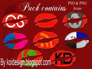 25 Awesome PSD Icon Set For Free Download