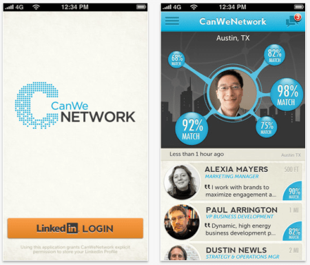 44 450x384 Free iPhone apps as Social Networking Tools for Professionals