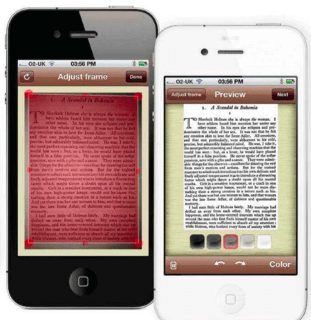 8 450x463 8 Best OCR apps for iOS