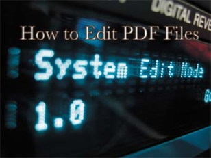 9 Best Free PDF Editor – For Both Online and Offline Usage