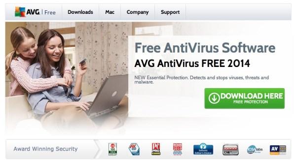 AVG Anti Virus Free 600x325 10 Most Advisable Free Antivirus Software