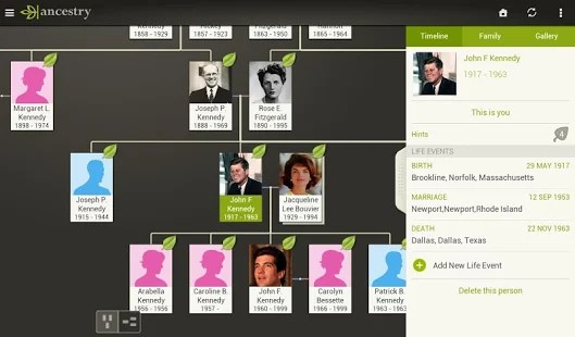 Ancestry 100 Best Free Android Apps for Superusers