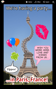 PicSay Photo Editor  100 Best Free Android Apps for Superusers