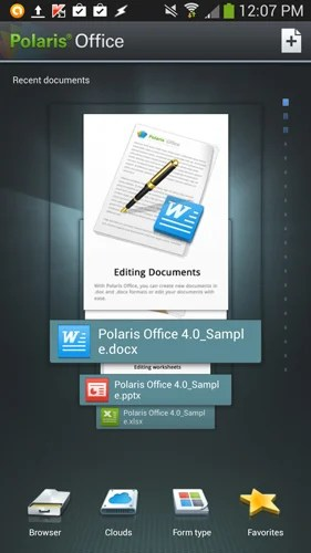 Polaris Office 100 Best Free Android Apps for Superusers