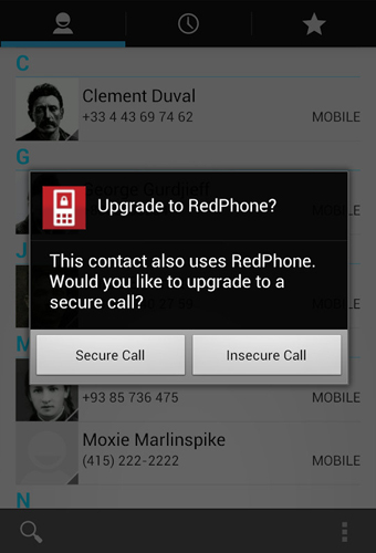RedPhone 100 Best Free Android Apps for Superusers