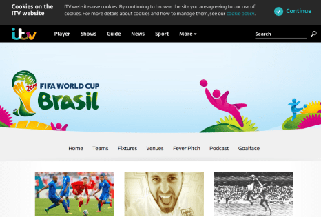 iTV World Cup