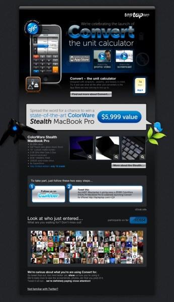 Convert Website