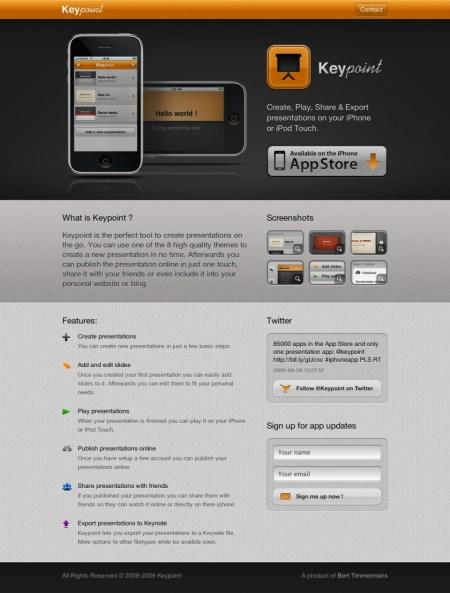 Keypoint Website