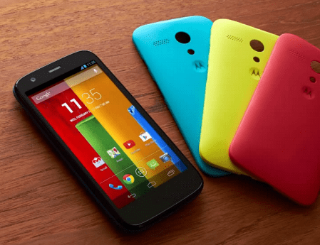 Moto G11 The Best Gadgets of 2014