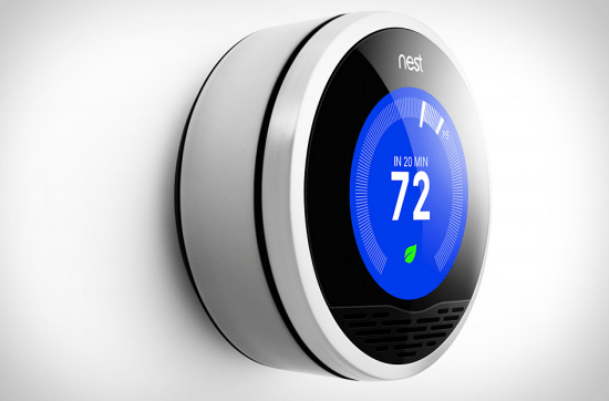 Nest Learning Thermostat1 The Best Gadgets of 2014