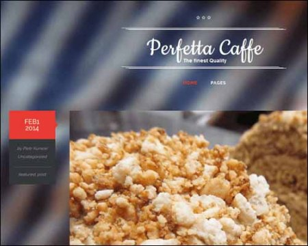 Perfetta Free WordPress Theme