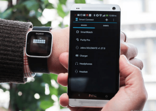 Sony Smartwatch 21 The Best Gadgets of 2014