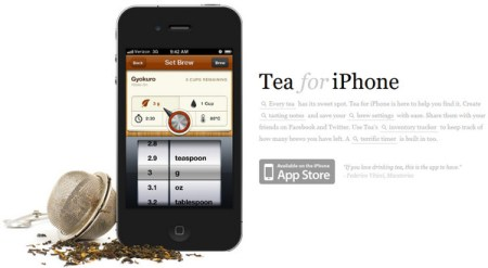 Tea for iPhone