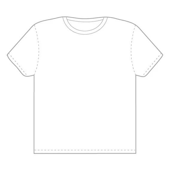 Download 40+ Free T Shirt Templates \ Mockup PSD SaveDelete - t shirt template