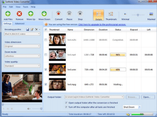 Video to Video converter-