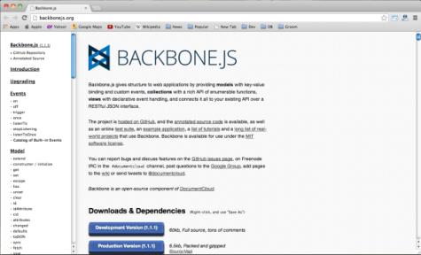 1651 Best JavaScript Frameworks for Web Designers