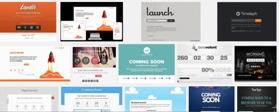 25 Best Free Coming Soon WordPress Themes