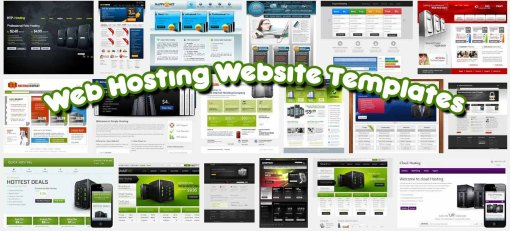 50 Best Free & Premium Web Hosting Website Templates 2014