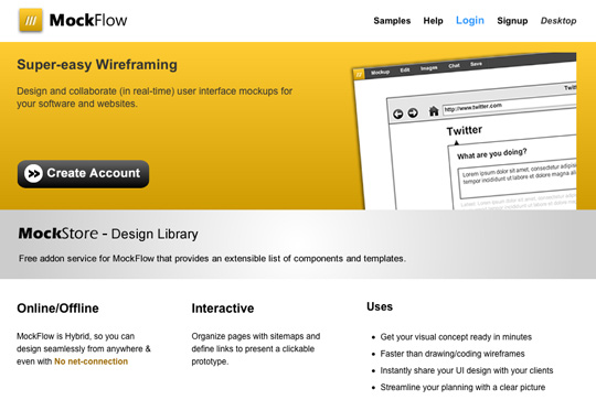 30 Wireframe Software to make your clients visualise better SaveDelete