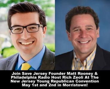 morris convention rooney announcement