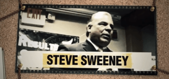 Sweeney Shifts to Jerry Brown's Left