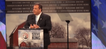 "Christie: I'm not ""too New Jersey for Iowa"""