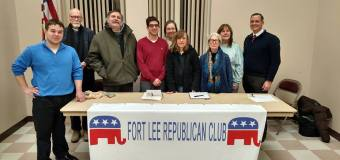 Matt Gilson's 70-Town Tour of Bergen County's GOP