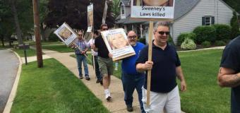 UPDATE: West Deptford approves Sweeney-inspired picketing ordinance