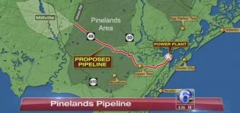 BL England Pipeline advances over objections from the illogical