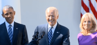 Biden passes on 2016 run