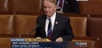 Lance: If Iran can sell oil, then why shouldn't America?