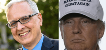 Trump flip flops on Monmouth and demonstrates, again, why he's a dangerous liar