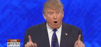 Rooney's Verdict: Trump wins thoroughly inauthentic debate