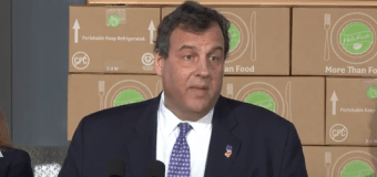 "VIDEO: Christie pledges no new taxes, declares ""our polices have worked"""