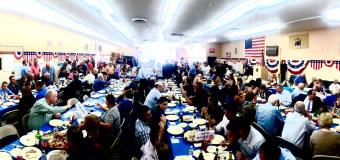 BCRO roars back to life with overflow 350+ Beefsteak crowd