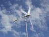 Ветрогенератор на кордоне Уточи, Даурский заповедник. Фото предоставлено Даурским заповедником